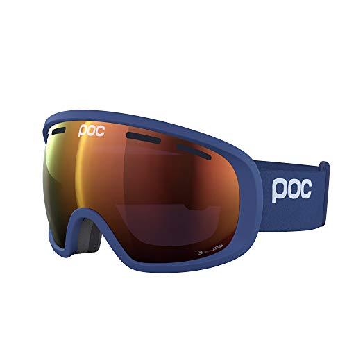 POC Fovea Clarity, Lead Blue/Spektris Orange, ONE Size