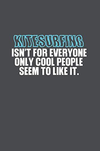 Kiteboarder Kite Surf Surfing Notizbuch: Kiteboarder Kite Surf Surfing Notizbuch, Universelles Notizheft , 120 Seiten, kariert, Tagebuch, Bullet ... Einschulung, Weihnachten, Ostern Geburtstag