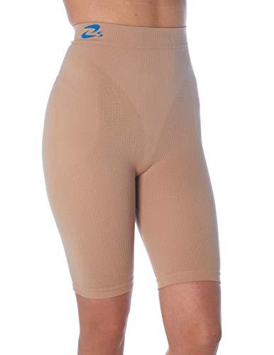 CzSalus HUMBT1 Pantaloncito Corto Anti-Celulitis (Piel, M)
