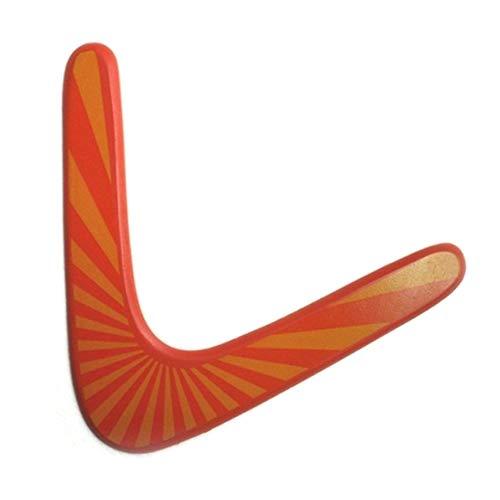 YTFU - Boomerangs in wooden color, Größe 32.5*29 *0.5