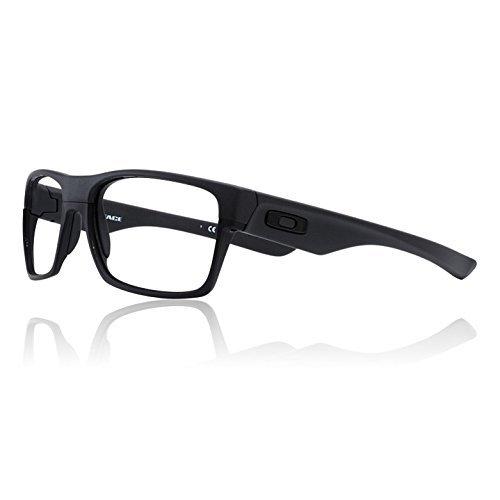 Oakley TwoFace 0.75mm Pb Lead Glasses Radiation Protection (Triple Black)   AR Anti-Reflective Fog Free Lead Lenses