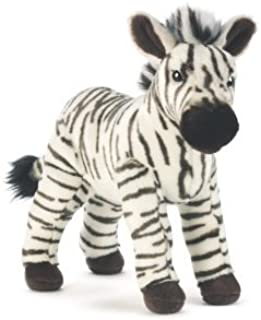 Webkinz SIGNATURE Endangered Species Cape Mountain Zebra + Free ANIMAL PLANET