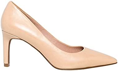 LE CHÂTEAU Chic Leather Pointy Pump
