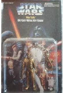 Star Wars Han Solo Die Cast Metal Key Chain by Placo Toys