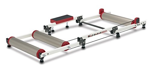 Minoura Folding Trainer Rollers with Step Guard