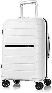 Samsonite Oc2lite 55cm Small Carry On Hardside Suitcase Off White
