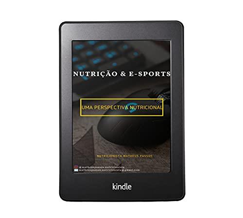 NUTRIÇÃO & E-ESPORTES (Portuguese Edition)
