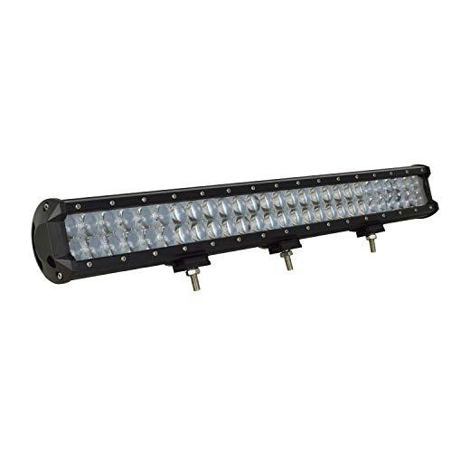 AUXTINGS 25 pulgadas 162 LED Light bar Fish Eye High Brightn