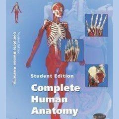 Interactive 3D Anatomy Series Complete Human Anatomy DVD-Student Version