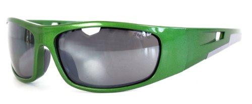 Strike Sonnenbrille 179 grün Sportbrille/Radbrille