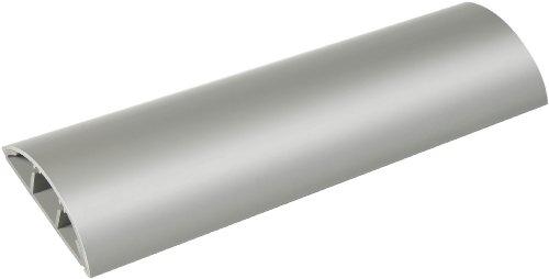 Brennenstuhl Kabelkanäle 100 cm x 5 cm x 1,2 cm grau, 1160550