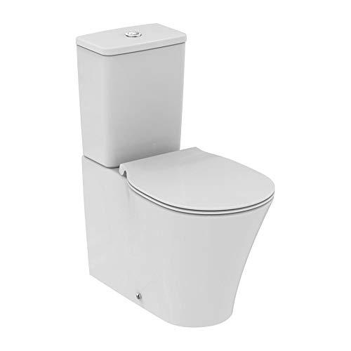 Ideal Standard E079901 Concept Air Cube Hänge-WC mit horizontalem Abgang & Aquablade-Technologie