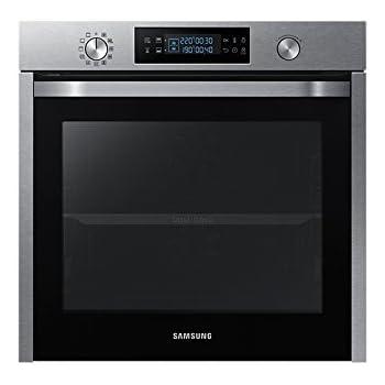 Samsung NV75K5541RS Forno Elettrico 75L A Nero, Acciaio Inossidabile
