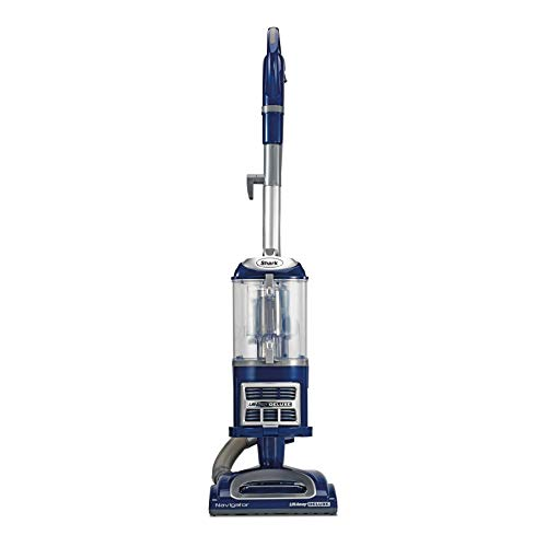 Shark Navigator Lift-Away Deluxe NV360 Upright Vacuum (Blue) $99.99 - Amazon