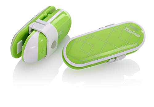 Livington ZippZapp Universalversiegler Folienschweißgerät Tütenversiegler Schweißgerät grün