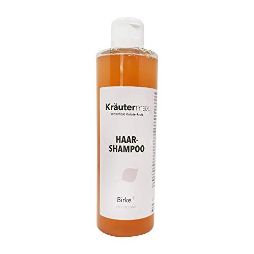Kräutermax Birken Shampoo 1 x 250 ml feines Haar