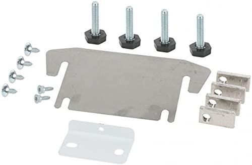 Neff Z36AL00 - Kit di collegamento per frigorifero, acciaio INOX