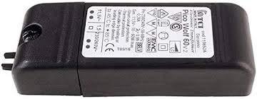Tci Trasformatore Elettronico Shark60 60W 12V 10-60W Dimmerabile