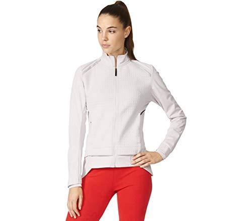 adidas Damen Ultra Energy Traningsjacke Jacke, Ice Purple, L