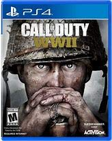 Call of Duty WWII PS4 - 4 2021 autumn Industry No. 1 and winter new Playstation