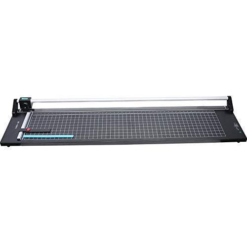 Paper Cutter 14/24/48 Inch Manual Precision Rotary Paper Trimmer for Cutting Photo Paper, Film, Art Card Stock, Label (24 Inches)