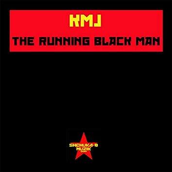 The Running Black Man