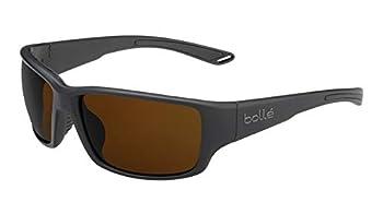 Bolle Kayman Sunglasses Matte Black Medium Unisex