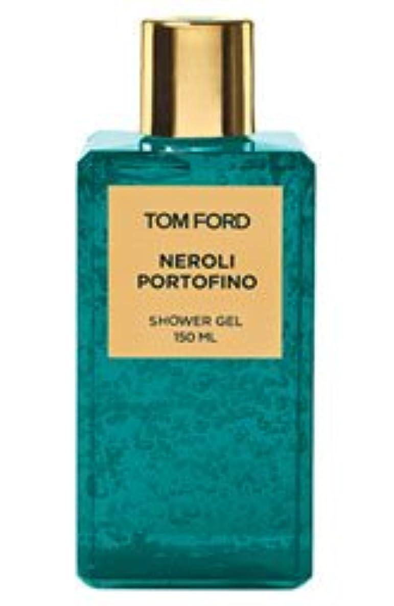 ではごきげんようビバ式Tom Ford Private Blend 'Neroli Portofino' (トムフォード プライベートブレンド ネロリポートフィーノ) 5.0 oz (150ml) Shower Gel for Unisex