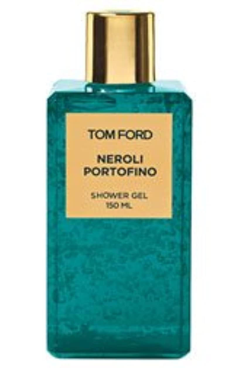 未来解く逆さまにTom Ford Private Blend 'Neroli Portofino' (トムフォード プライベートブレンド ネロリポートフィーノ) 5.0 oz (150ml) Shower Gel for Unisex