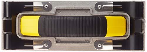 Stanley 005927, Lijadora manual con clip mejorado, 230 x 80 mm mm