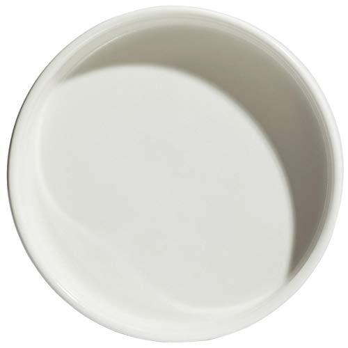 VEGA 30047829 Teller mit hohem Rand Skady, rund, 250ml, 13.5x3 cm (ØxH), cremeweiß, 4 Stück
