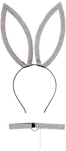 LEG AVENUE Bunny ear headband and choker, Einheitsgröße, 50 g