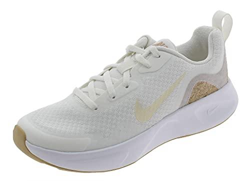 Nike Wmns Wearallday, Scarpe da Ginnastica Donna, Sail Pale Vanilla Praline, 37.5 EU