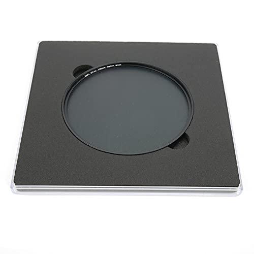 T opiky Filtro de Lente, Filtro de protección de Lente con Filtro UV Multicapa, Filtro de fotografía de Vidrio óptico con Caja de Almacenamiento, Elimina la interferencia UV(105 mm)