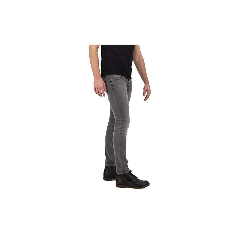 Kuyichi Herren Jeans Kale Skinny Bio-Baumwolle