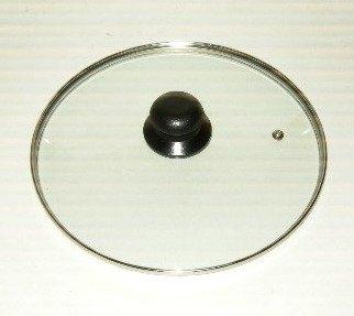 Glasdeckel - Ø 34 cm