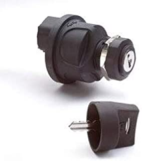 Cole Hersee 95060-03-BX Plastic Rotary Ignition Switch (3 Position)