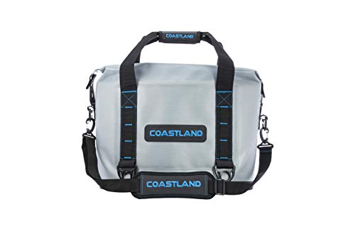 Coastland 30 Can Zip TPU Top Soft Cooler | Waterproof , Leak Proof, Puncture and Tear Resistant Ice Chest