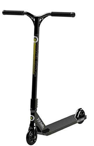 District Scooter in der Couleur Noir et noir/jaune, noir/jaune