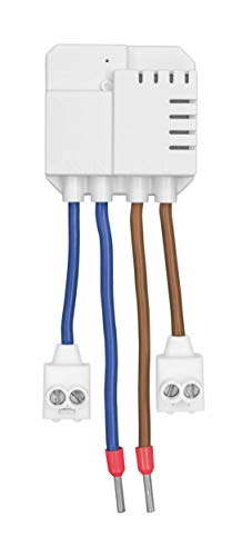 Trust Smart Home 71230 Mini Interruttore di Rete Integrato, Bianco