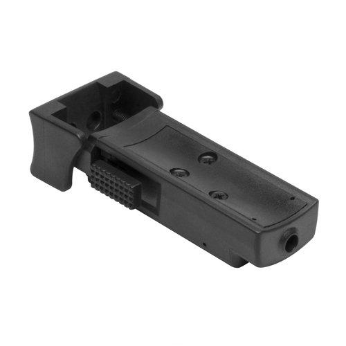 NcStar Tactical Red Laser Sight with Trigger Guard Mount (ATPLS), Black