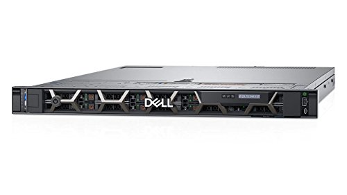 Dell R640-2482 PowerEdge Server Rack - Black