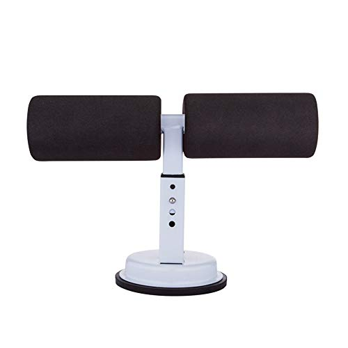Tragbare Yoga Bauchgerät Arm- und Beintrainer Haushalt-Material Pilates-Gymnastik-Eignung Geräte Verbesserung der Flexibilität Kernkraft,Weiß