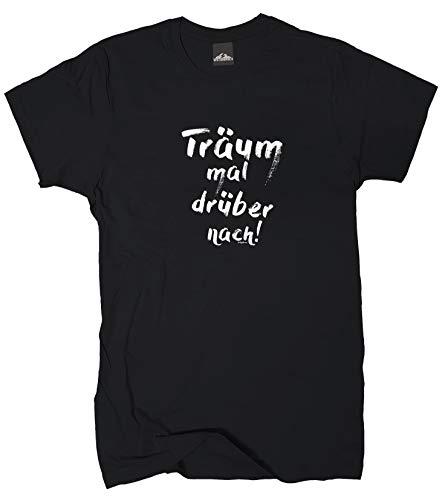 Wolkenbruch - Camiseta con texto