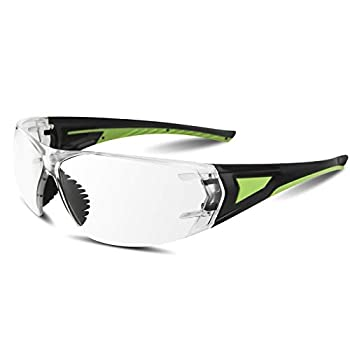icyber Safety Goggles Anti Fog Safety Glasses with Anti Scratch Coated Lenses Silicone Non-slip Nose pads,Crystal Clear Vision Protective Eye Wear Goggles for Eye Safety with UV Protection