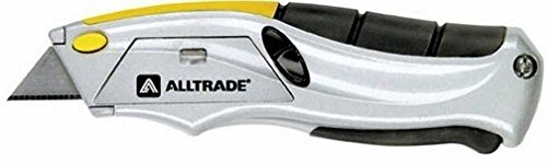 Alltrade 150003 Auto-Loading Squeeze Utility Knife