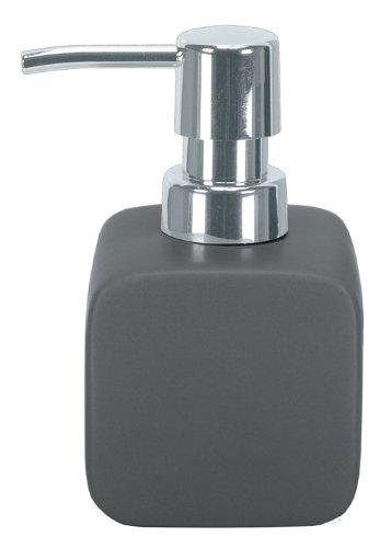 Kleine Wolke Cubic 5066901854 - Dispenser per sapone liquido, grigio antracite