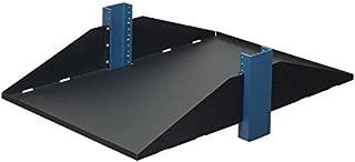 RackSolutions 3U 2Post Shelf, Vented, Flanges Down, 29