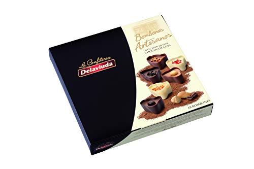 Delaviuda Bombones de Chocolate Artesanos - 180 gr (60630)