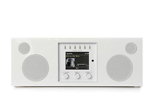 Como Audio Duetto Piano/Weiß